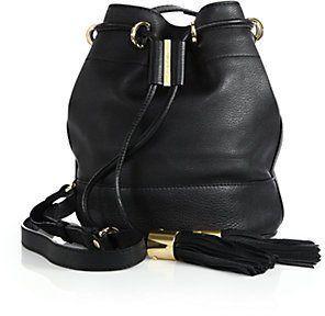Edit: The Bucket Bag