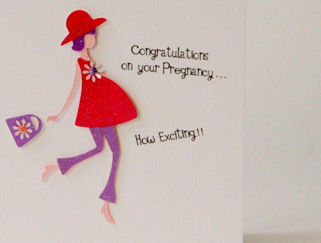 Congratulations, You Are Pregnant