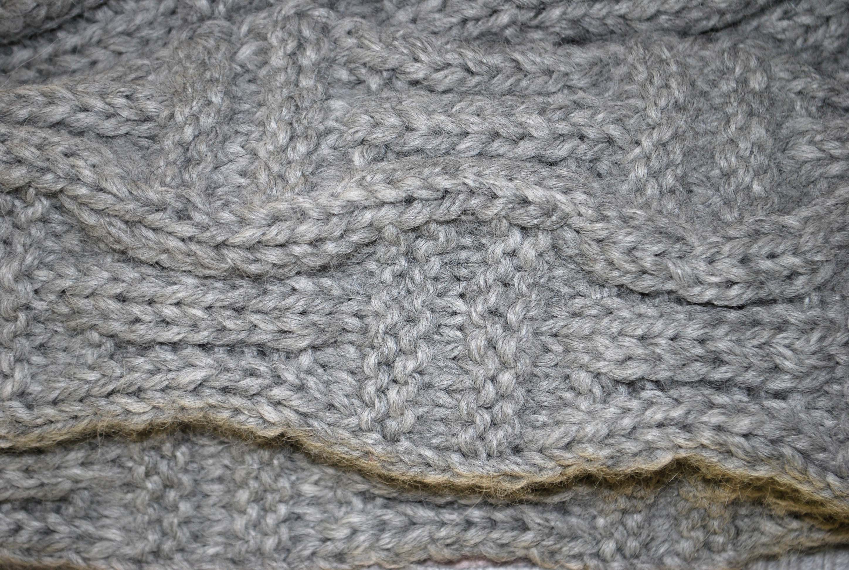 Giant Basket Stitch Scarf | Woven scarfs, Scarves and Stitch