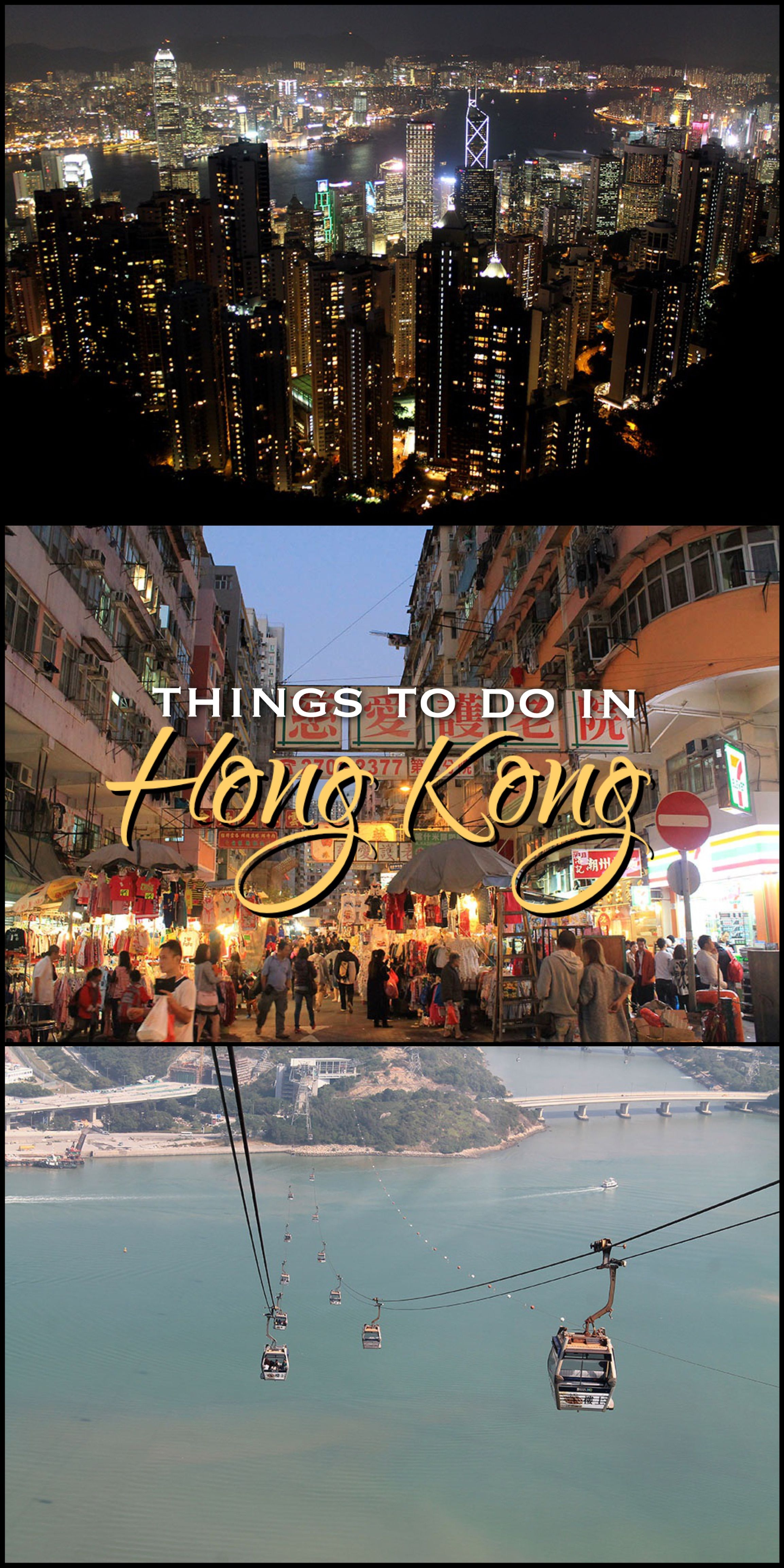 17 Fun Things To Do In Hong Kong: A First Timer's Guide
