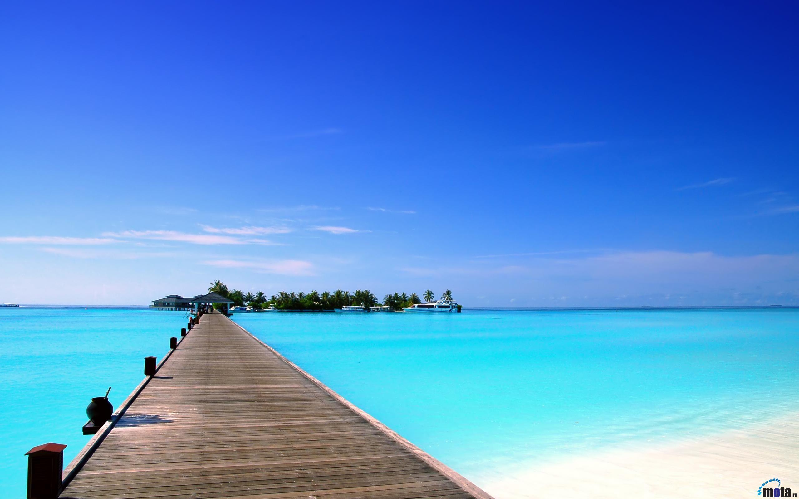 Desktop Wallpapers Sun Island Hotel Maldives Islands