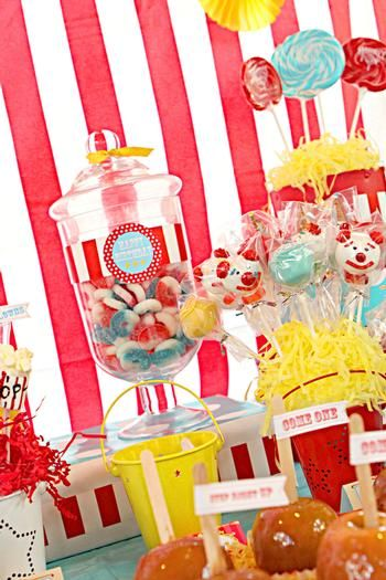 Hostess with the mostess adult carnival circus birthday party kids stuff pinterest - Carnival theme party for adults ...