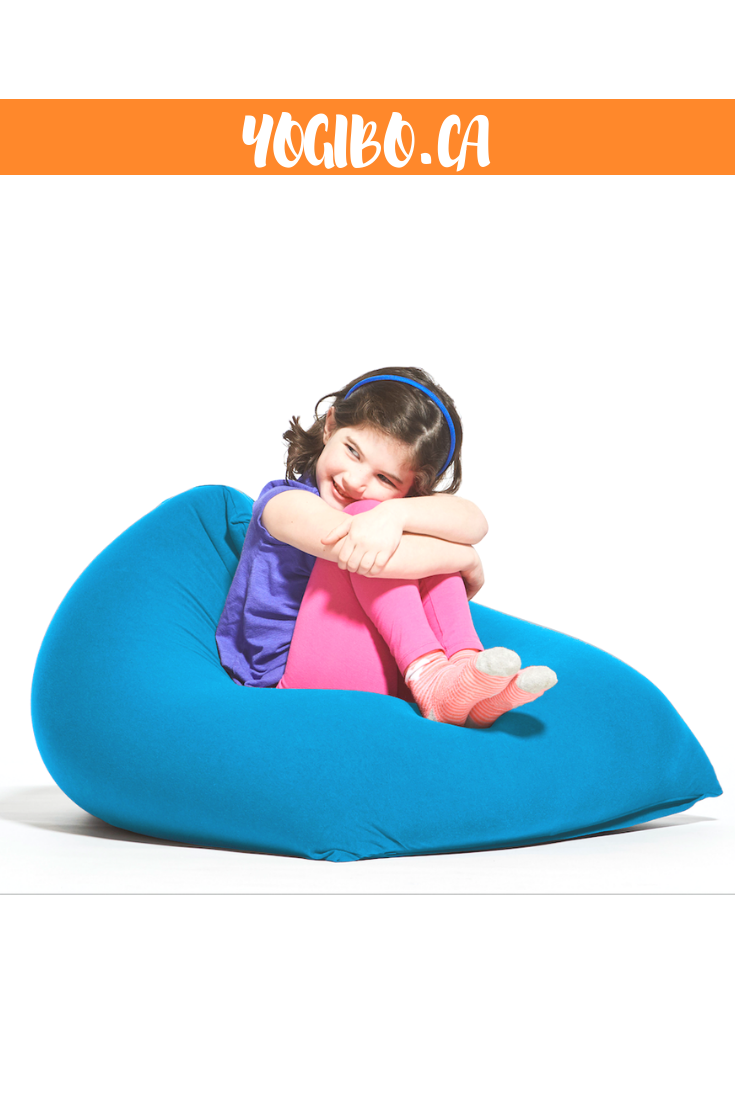 The perfect bean bag seat for one! ·Easy to clean