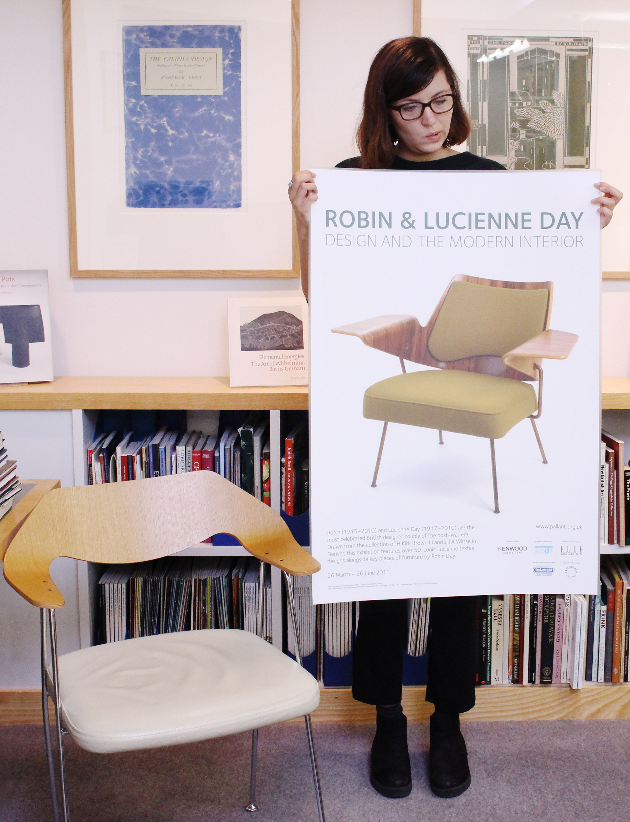 Charmant ... Modern Interior Robin And Lucienne Day Are The Most Celebrated British  Designer Couple Of The Post War Era. This Exhibition Focused On Robinu0027s  Furniture ...