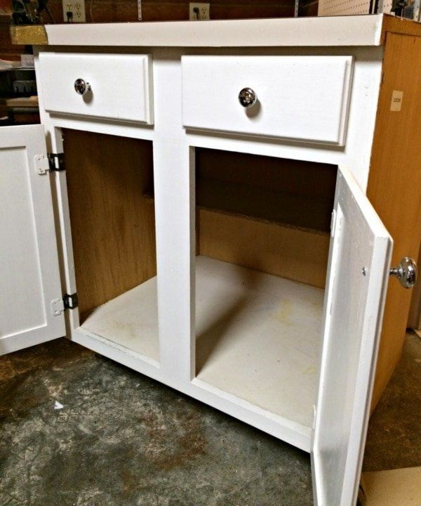 How To Transform Used Kitchen Cabinets In A New Space