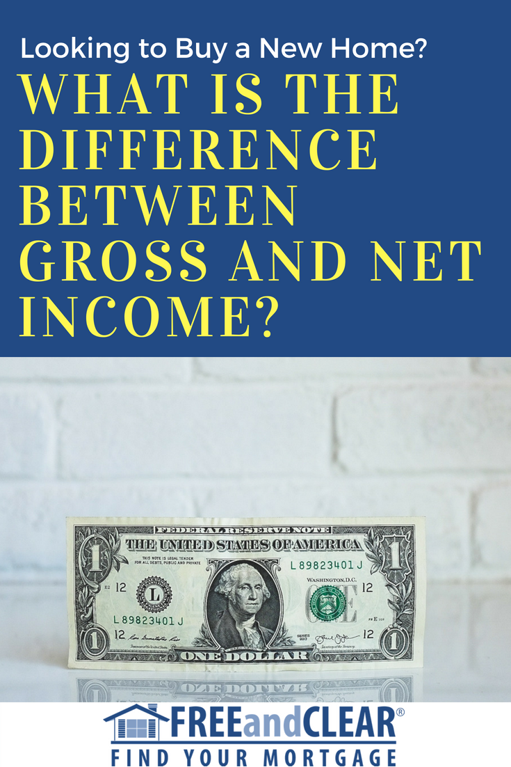 Difference Between Gross And Net Income For A Mortgage Best Home
