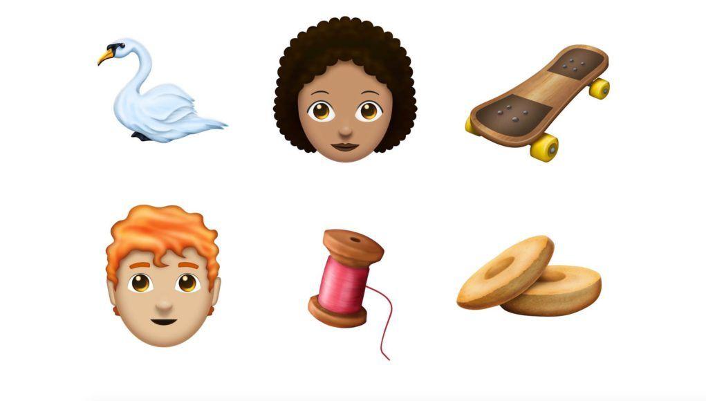 Nuevos emoticonos emojis Unicode 11 | iOS Apple | Emoticonos