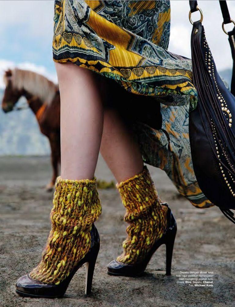 Harper's Bazaar Indonésia Setembro 2014 | Kseniya Shapovalova por Nicole P. Malina