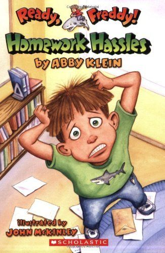homework hassles by abby klein lesson plans
