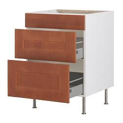 Akurum Rationell System Base Cabinets Wall Cabinets Ikea