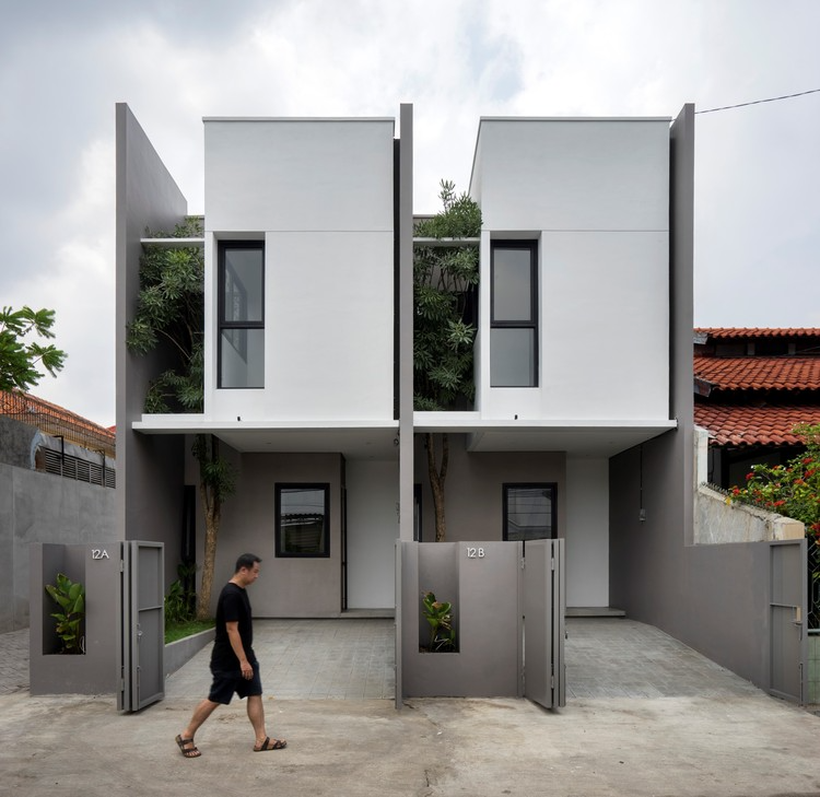 R Micro Housing Simple Projects Architecture Minimal House Design Minimalist House Design Architecture House