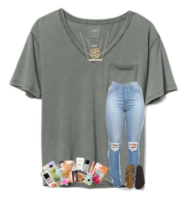 """""""Yeah this blog"""" by livnewell ❤ liked on Polyvore featuring Gap, Dove, V76 by Vaughn, Forever 21, Farmaesthetics, tarte, Lane Bryant, Fujifilm, philosophy and CLEAN"""