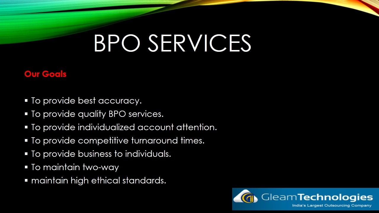 Bpo Services Technology Projects Bpo Outsourcing