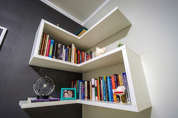 Up no Home Office: escritório do casal criativo do blog Limaonagua;