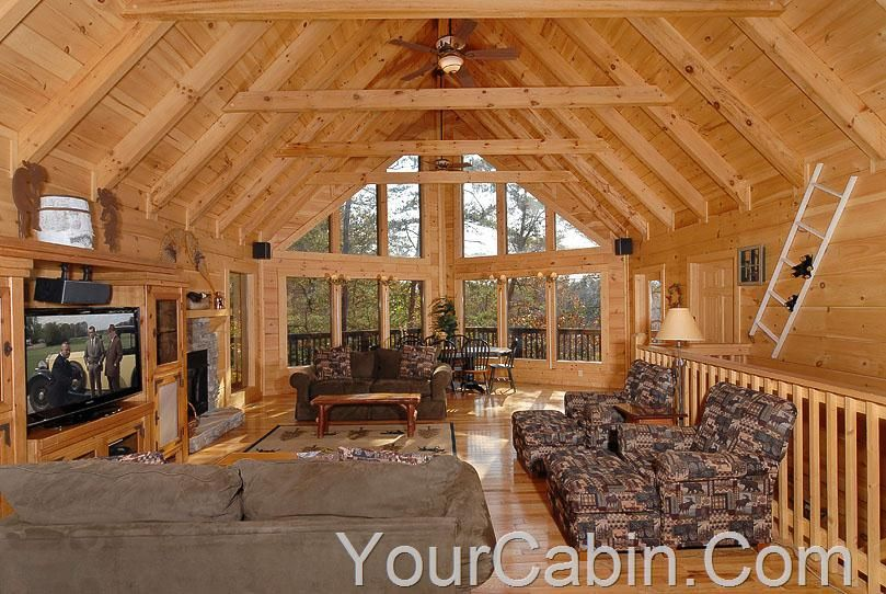 Gatlinburg Cabins And Pigeon Forge Cabins By Timber Tops Cabin Rentals