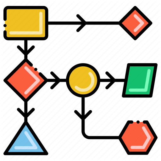 Analytics Chart Flow Graph Icon Download On Iconfinder Graphing Chart Icon