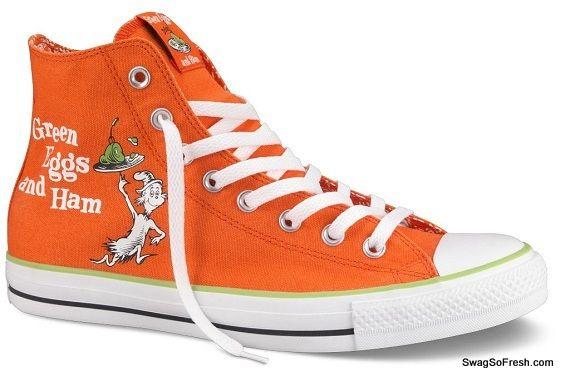 Dr Seuss Converse Sneakers | Dr. Seuss x Converse Chuck