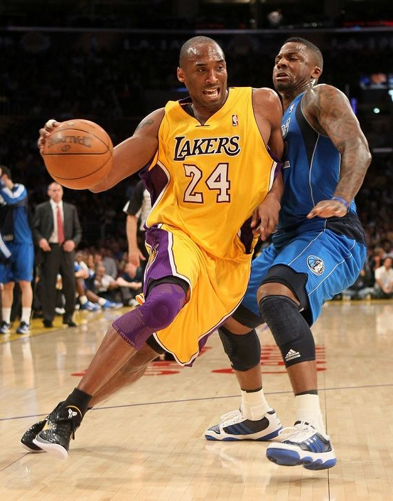 what team does kobe bryant play for