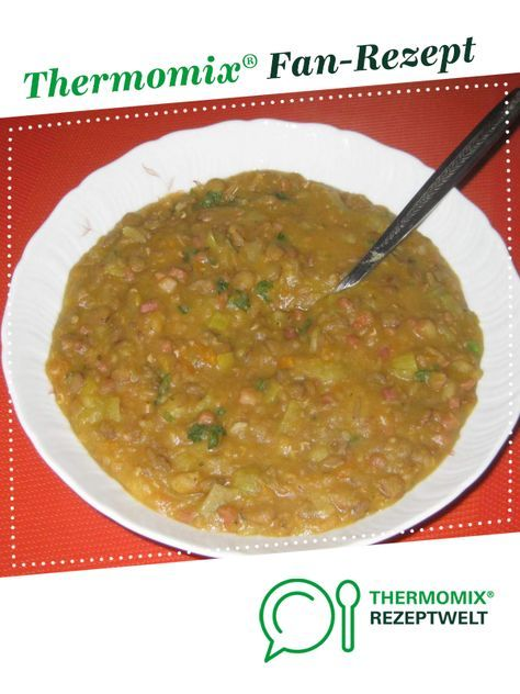 Photo of Fast, healthy and easy lentil stew