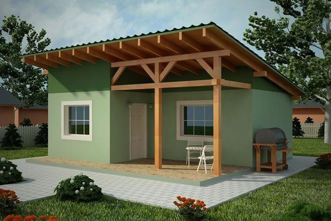 ป กพ นในบอร ด Small House Modern
