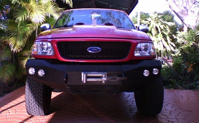Pin By Juan Sebastian On Trucks And Mud Ford F150 Accessories Ford Expedition Truck Bumpers Ford