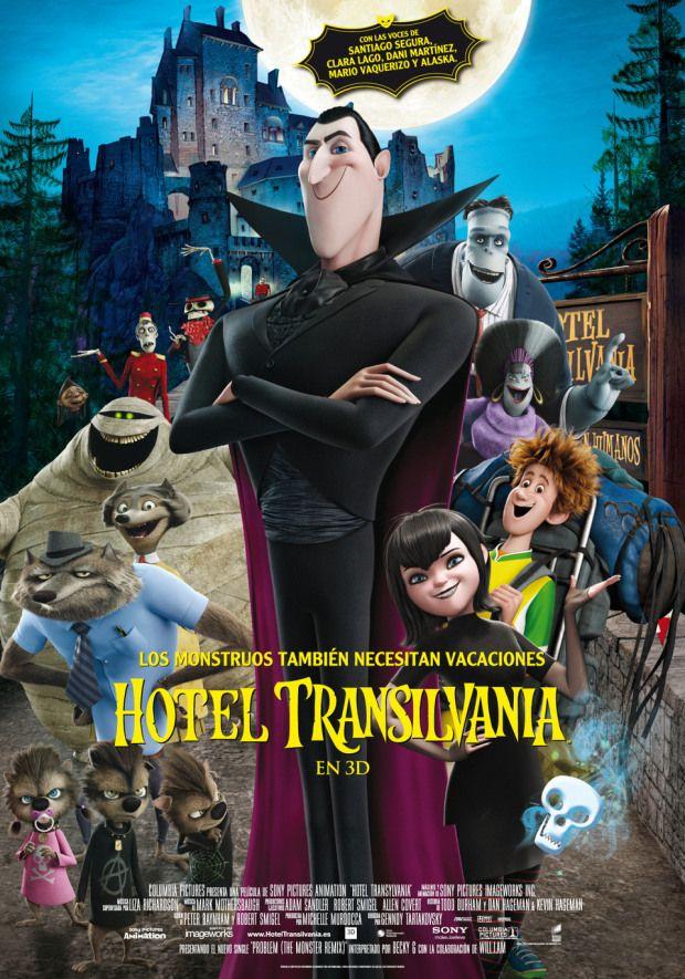 30 Películas Para Ver En Halloween Con Niños Hotel Transylvania Película Completa Hotel Transilvania Pelicula Hotel