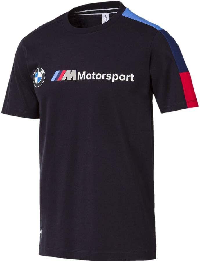 8c9c4b5a37b BMW M Motorsport Men's T7 T-Shirt in 2019   aaaaaaa   Shirts, Bmw ...