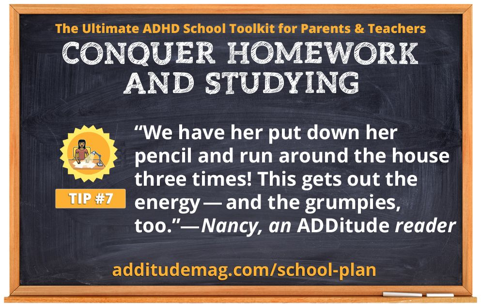 Pin on The Parent's Ultimate ADHD School Toolkit