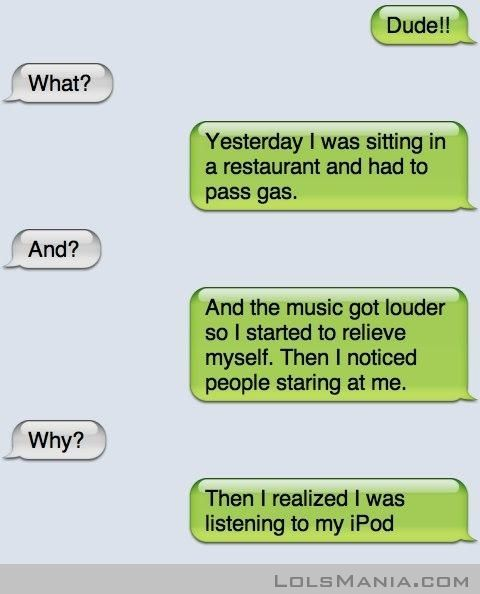 OMG! This Is Simply The Best Message EVERRR!!!! - Lols Mania