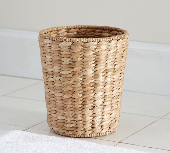 Perry Waste Basket Savannah Weave In 2019 S H E R M A N
