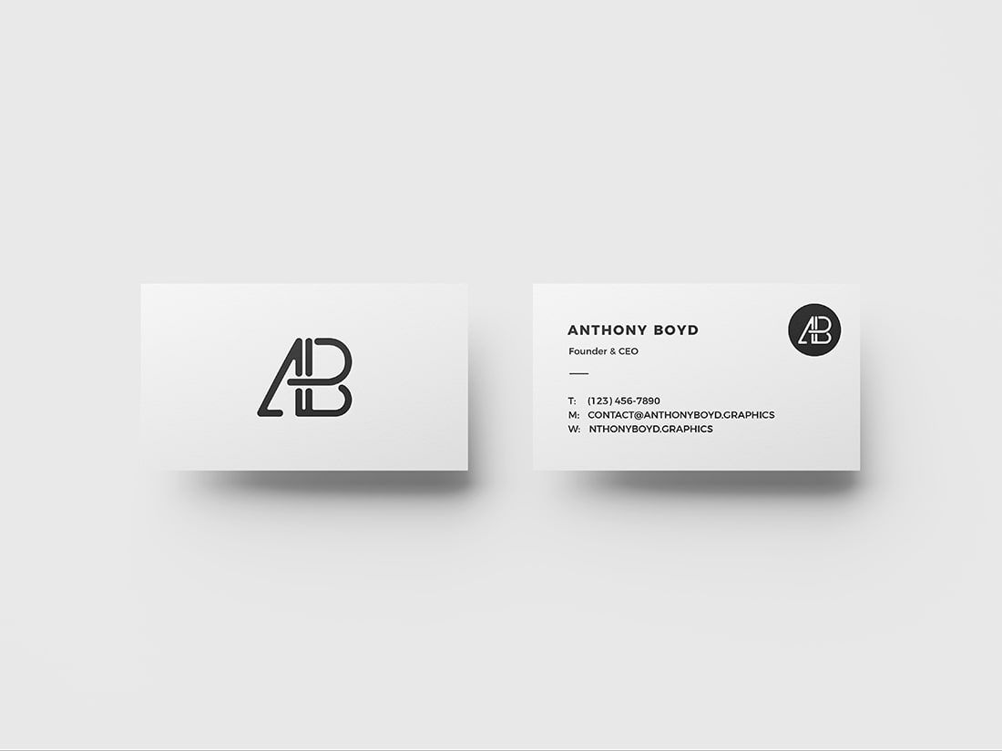 20 Free Beautiful Business Card Mockups With Free Psd Files Business Card Mock Up Beautiful Business Card Business Card Design Minimal