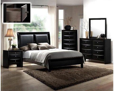 Emily bedroom set #b4280 cr in 2018 Home decor Pinterest