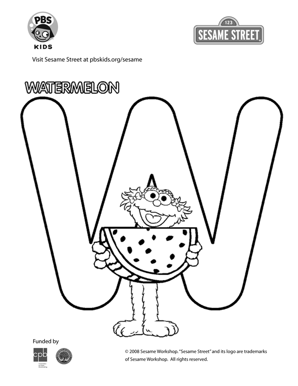 Art . Sesame Street | PBS Kids | Teaching | Pinterest | Sesamo y Free