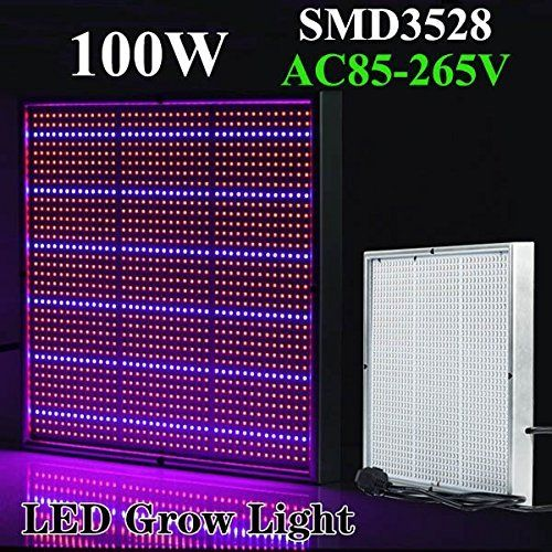 Gaddigreen Reflectorseries Led Grow Light 100w 1131 Red 234 Blue Highest Efficient Hydroponic Led Plant Grow Led Grow Lights Led Grow Lights Plants Grow Lights