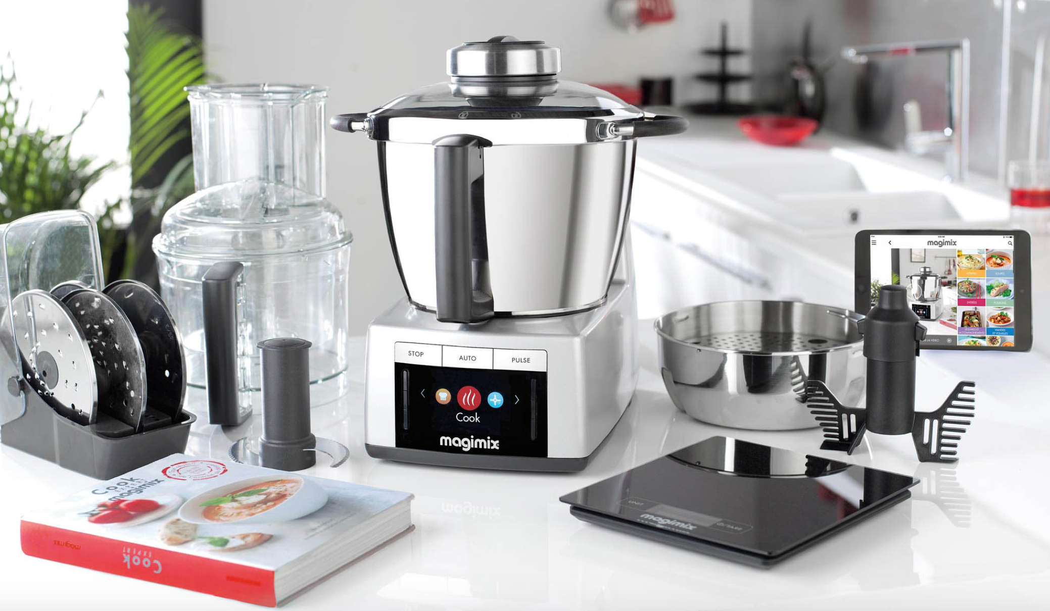Magimix Cook Expert Product Review Cooking Food Processor Recipes Cooker