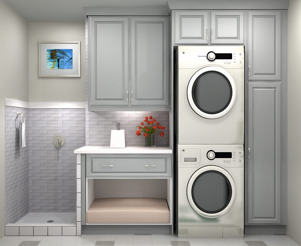 Turn Ikea Cabinetry Into Your Ideal Laundry Space In 2020 Ikea