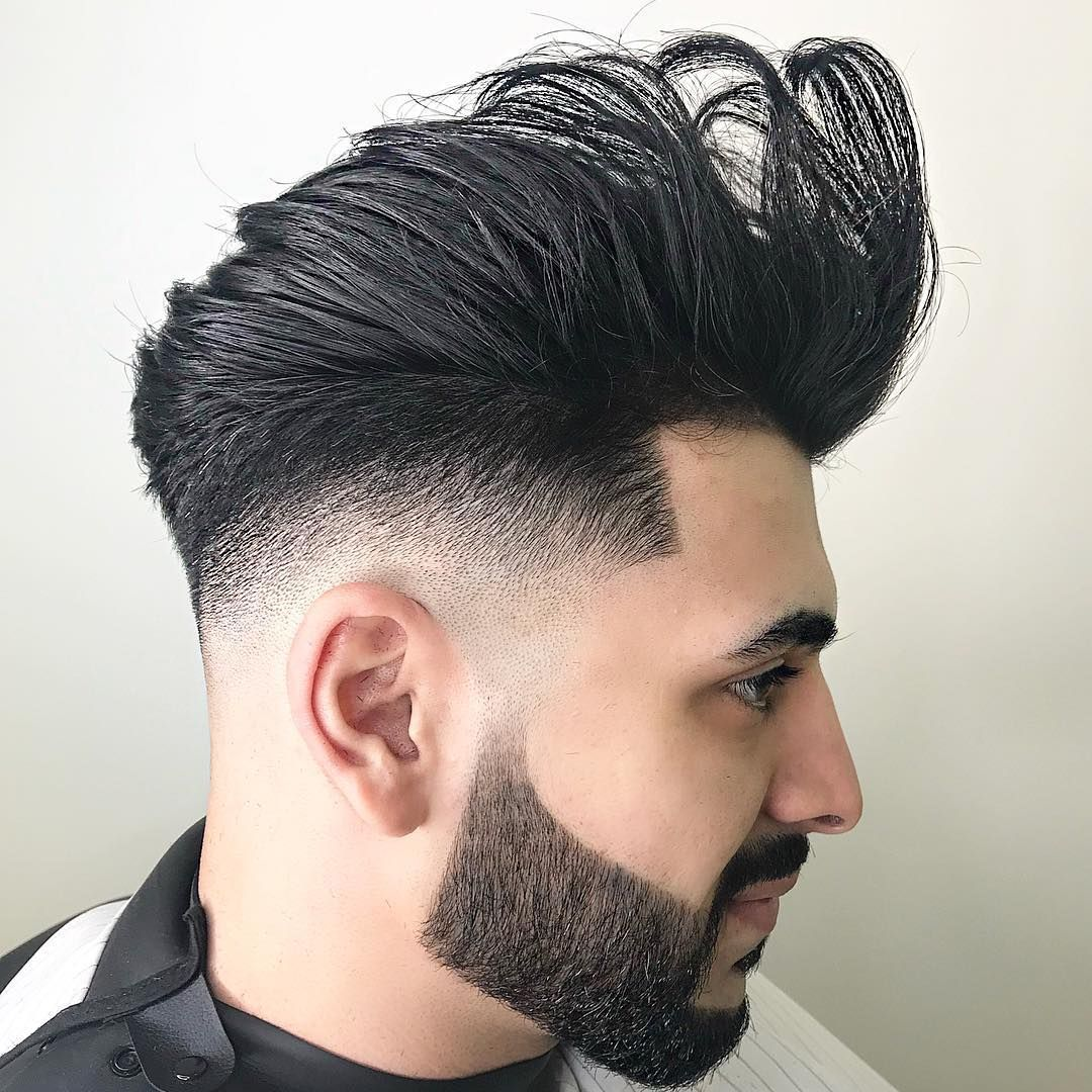 Men fade haircut  awesome mens fade haircuts u variations for summer