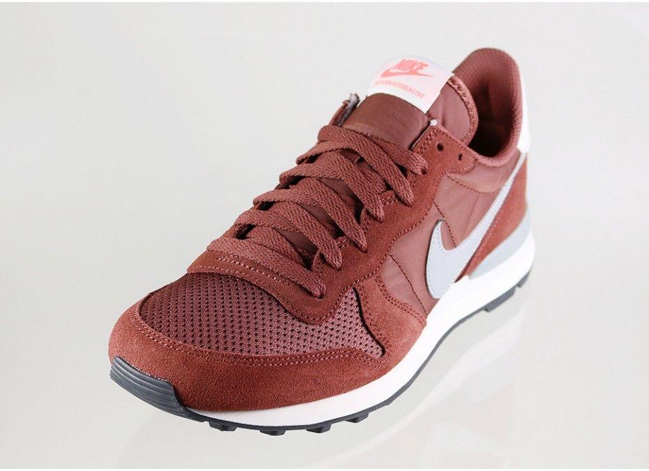 Nike Internationalist (Red Sepia Base Grey Lite Base