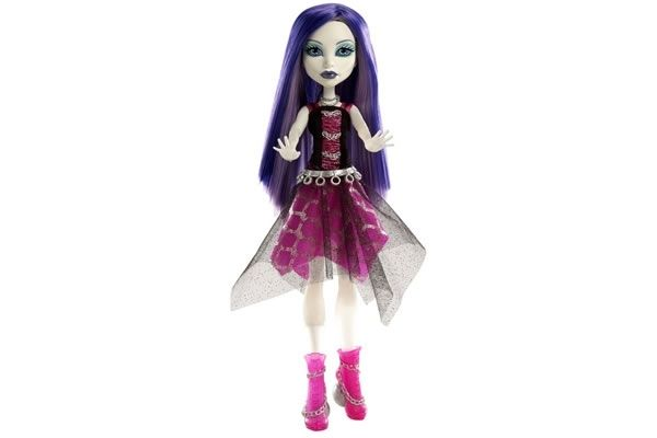 spectra vondergeist monster high ghouls alive - Les Monster High