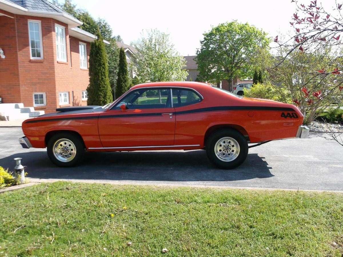 1975 Plymouth Duster for sale #1945707 - Hemmings Motor News ...