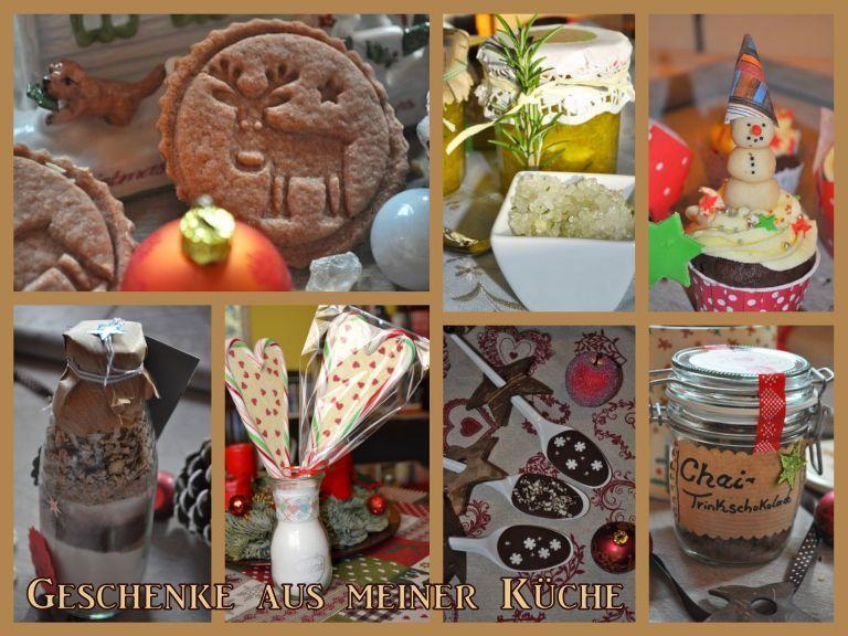 Geschenke aus meiner Küche und zwei Give-Aways dazu - geschenke für die küche