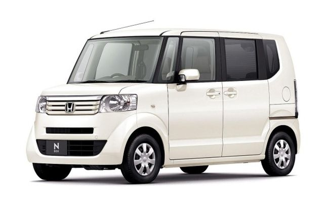 Honda N Truck Kei Concept World S Tiniest Travel Trailer Too Cute For Words In 2020 Car Kei Car Tokyo Motor Show