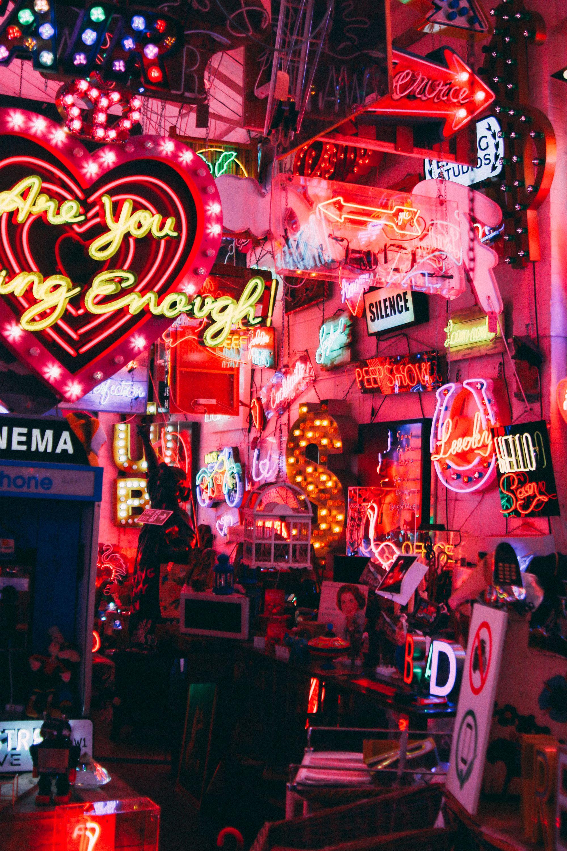 Secret London Spot: God's Own Junkyard | Neon signs, Neon ...