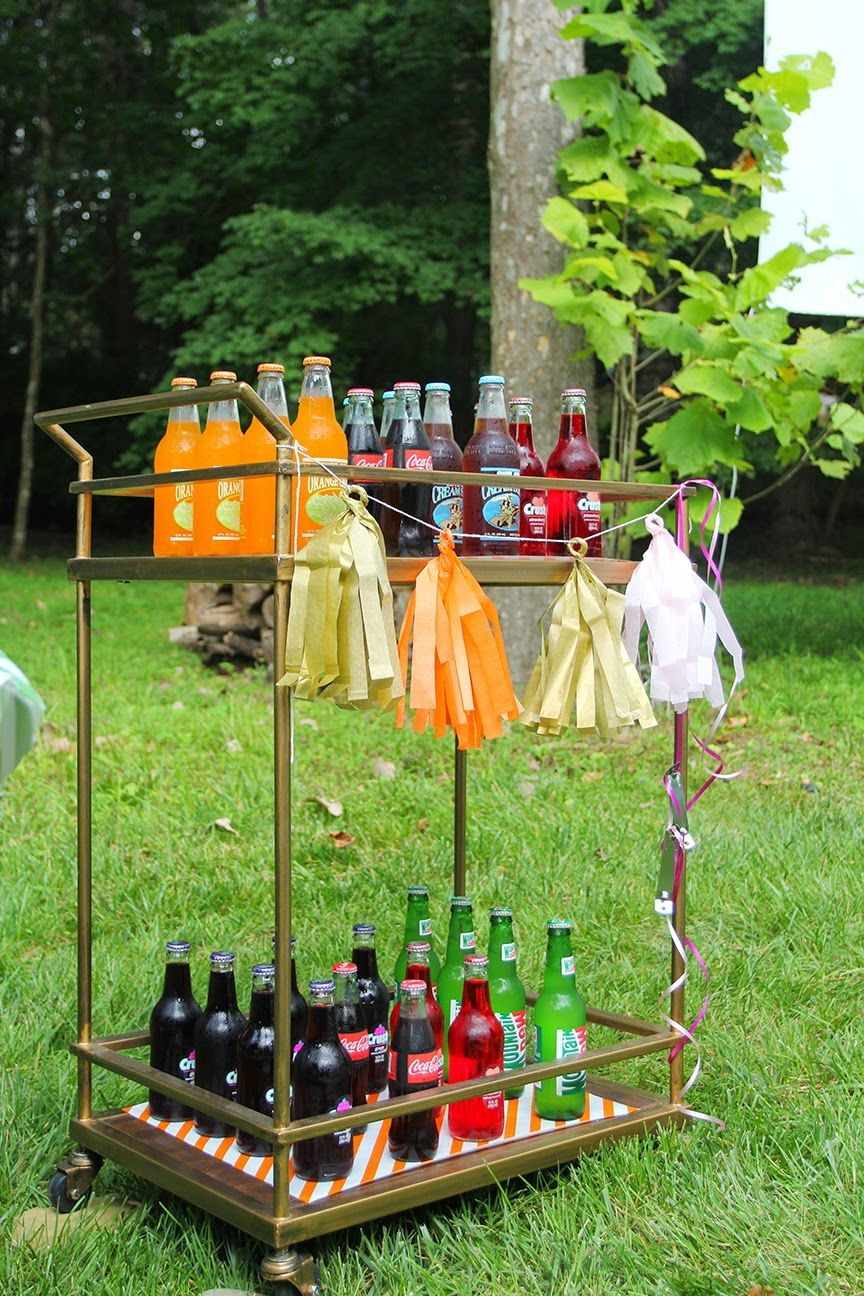 Less-Than-Perfect Life of Bliss: Abby's Sweet 16 Outdoor ...