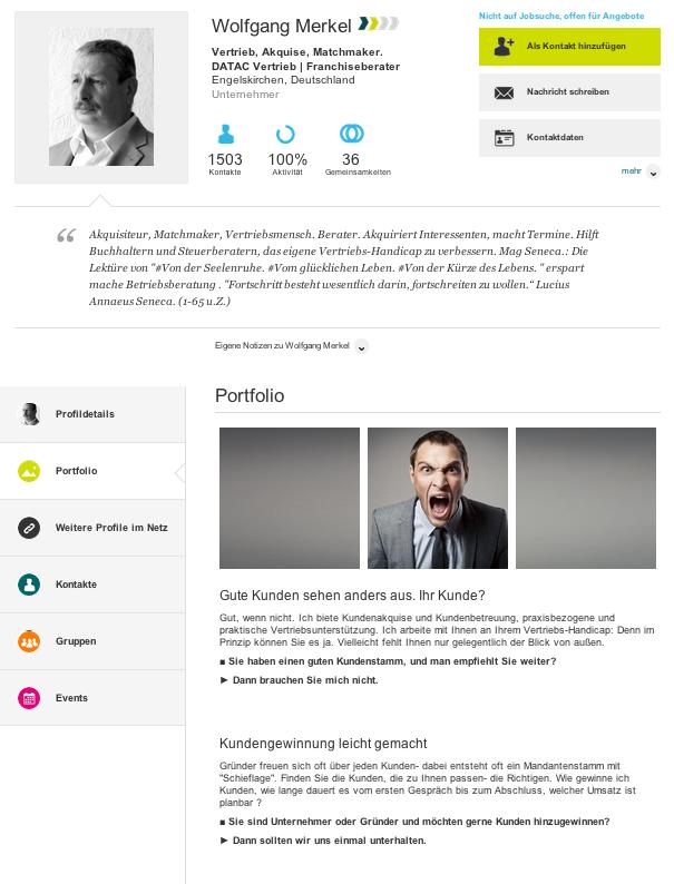 Quo Vadis Xing Datenschutz Xing Portfolio Job Anzeigen Kununu Wahlkampf Wahlkampf Job Buchhaltung