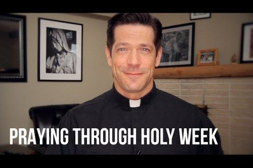 WATCH: How to Pray Through HolyWeek