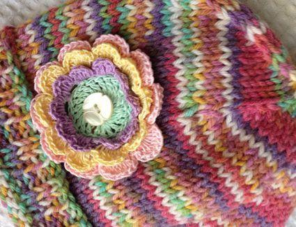 9 Free Crochet Flower Patterns | Free crochet flower patterns ...