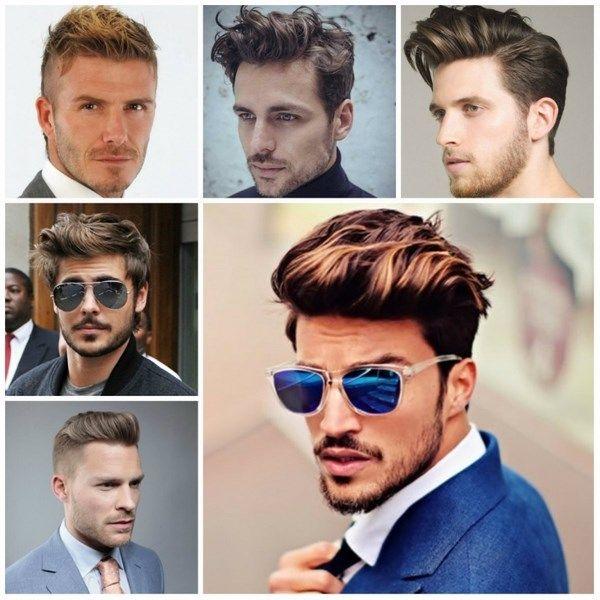 Модные мужские стрижки и прически для мужчин 2020-2021 ...