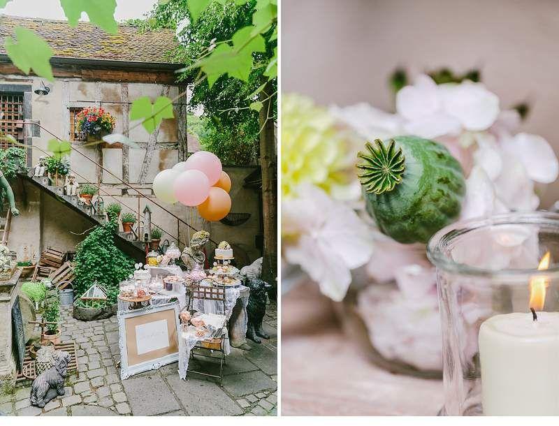 In der idyllischen Atmosphäre einer alten Mühle und mit liebevoll gestalteten Details wurde diese Sommerhochzeit zu einem unvergesslichen Erlebnis. Fotos: Hanna Witte Hochzeitsreportagen