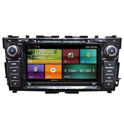 ﹩239.99. 8 In Dash Car Radio DVD Player GPS Navigation For